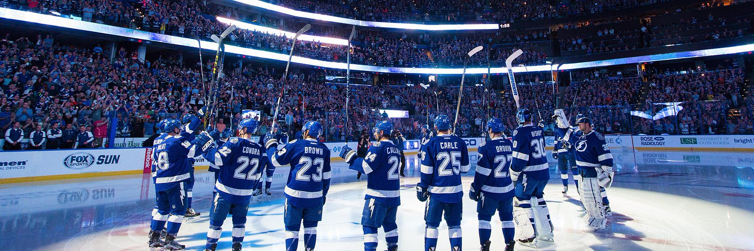 Superior Tampa Bay Lightning 2018/19 Schedule