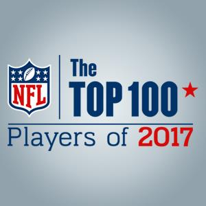The Top 100 Players of 2017
