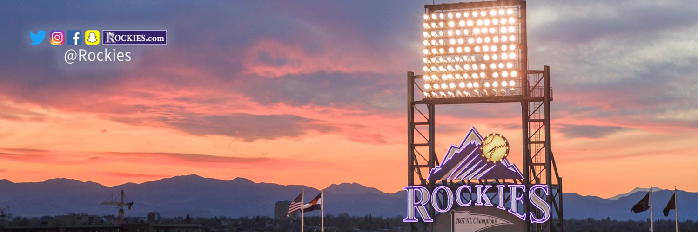 2020 colorado rockies schedule