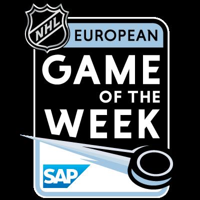 NHL European Game of the Week presented by SAP